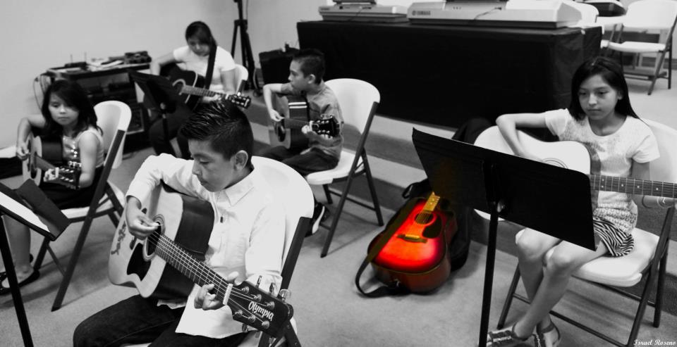 Springdale Guitar Class
