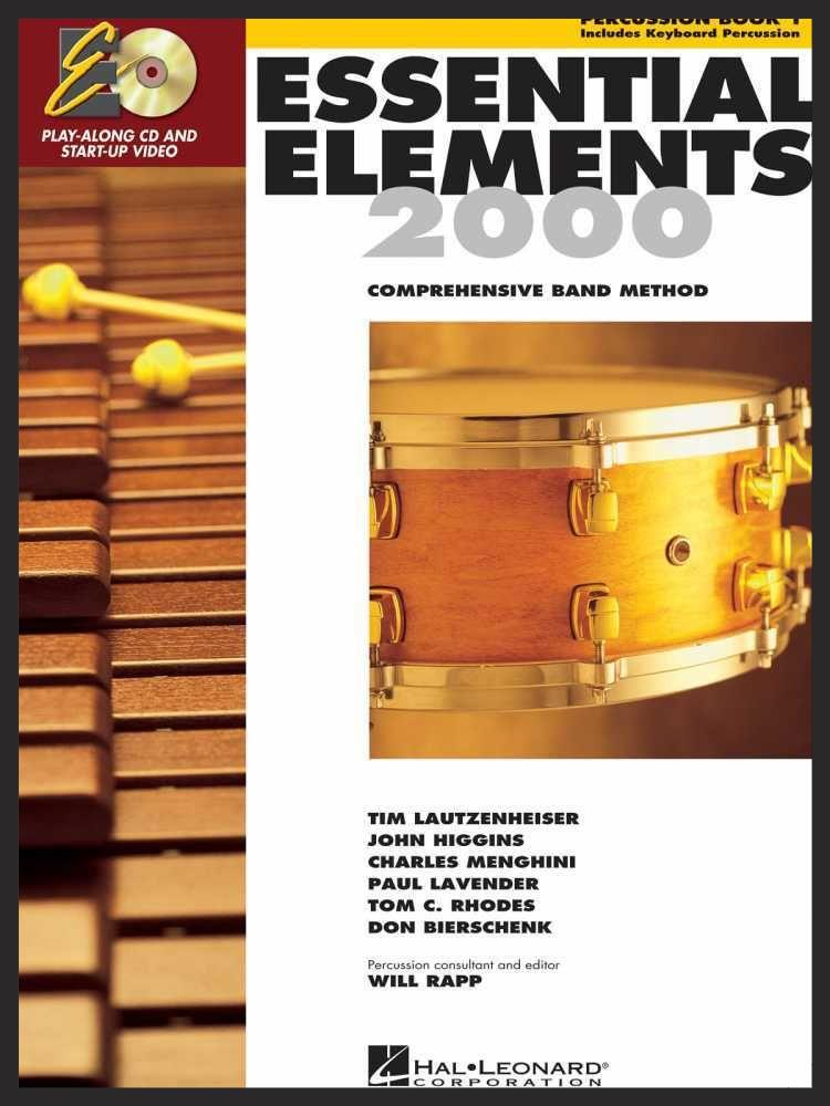 Essential Elements Percussion.JPG