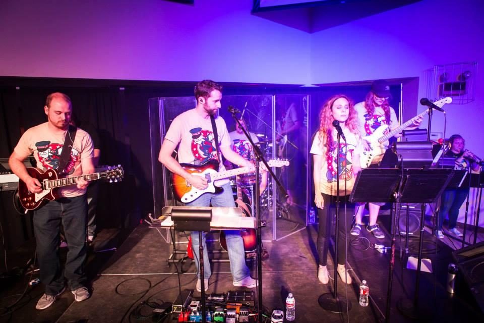 Divisional Praise Band