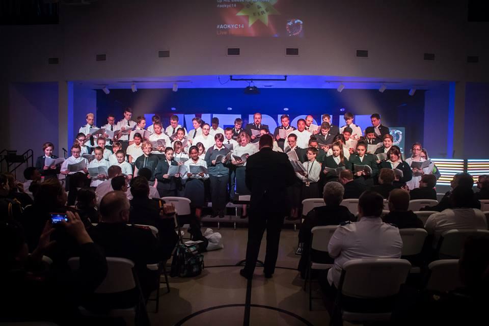 Divisional Youth Chorus