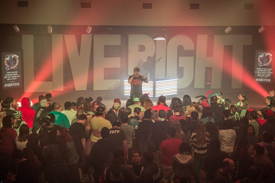 Andy Mineo Concert