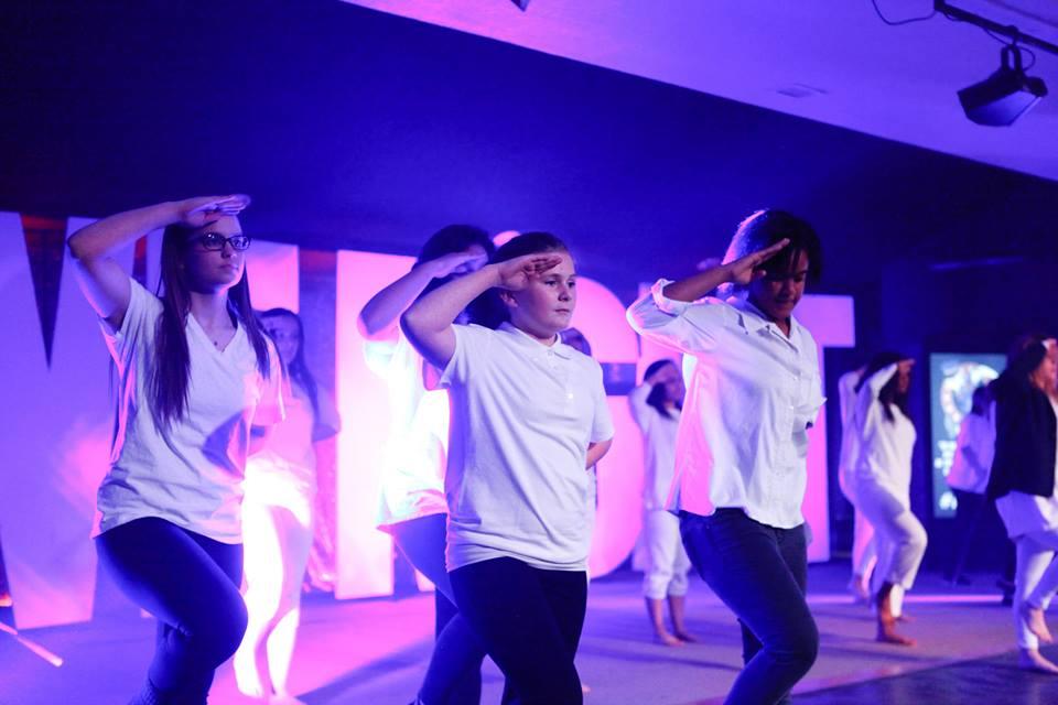 Divisional Dance Team