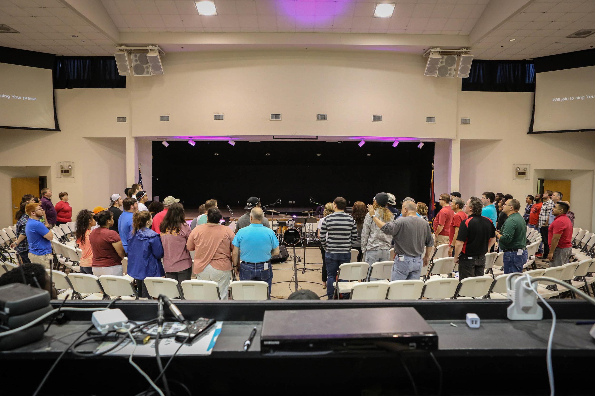 Contemporary Worship Workshop 2016