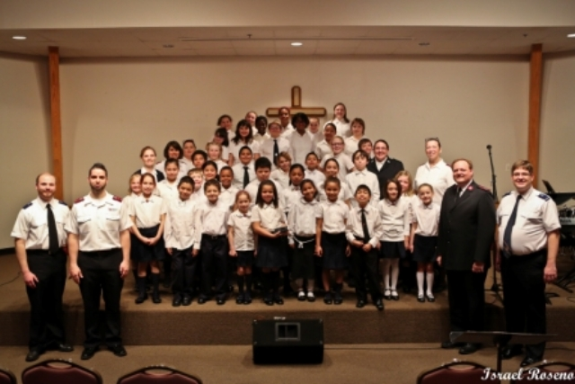Singing Company Competition: 2013
