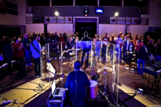Contemporary Worship Workshop 2012