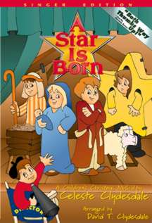 """A Star is Born  follows a group of children preparing for a big Christmas television production. When Sophia the actress comes to play the role of Mary, the director and the other actors try to help her understand that the """"star"""" of any Christmas production is Jesus Christ. The main lesson is to be humble and allow God to use you for His glory"""