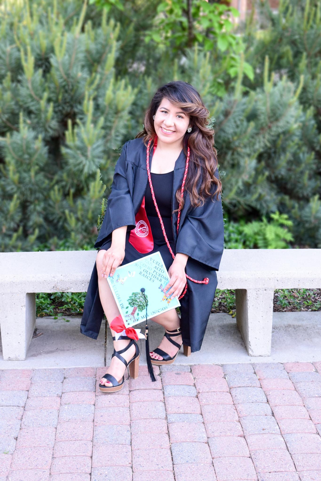 Elida Leyva, Eastern Washington University