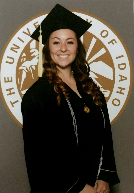 Emily George, University of Idaho