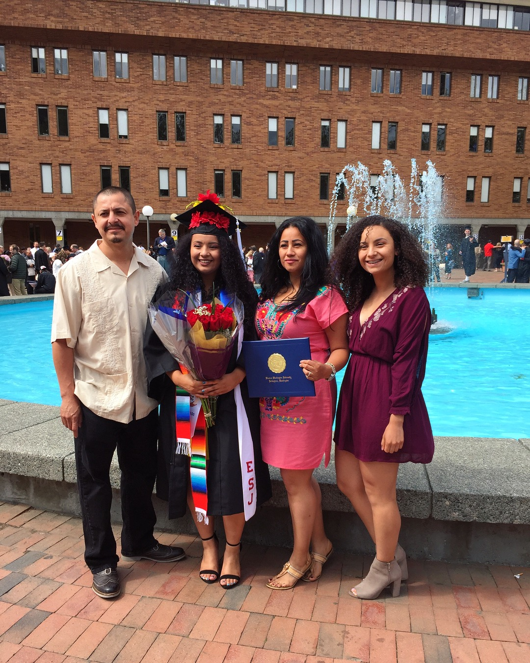 Rosa Sanchez, Western Washington University