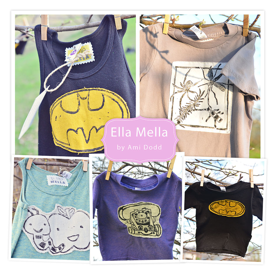 Jamie and I just love her fun tee's and tank dresses!