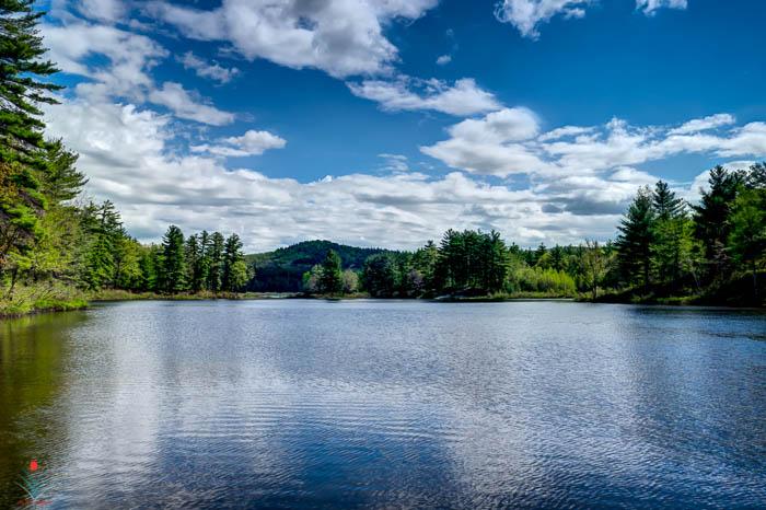 Upper Danforth Pond