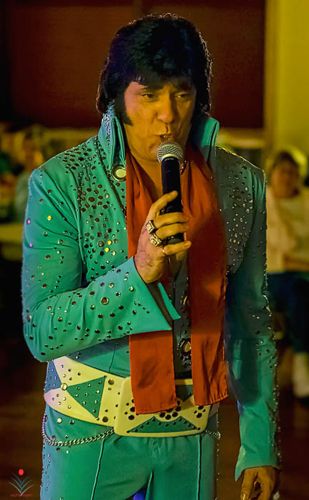 Elvis at The Bluffs #1