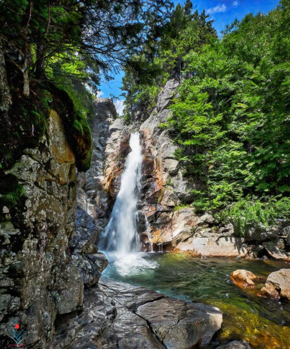 Glen Elis Falls and Pool