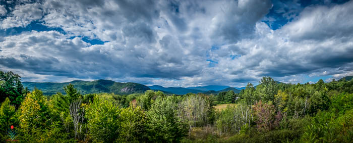 Mount Washington - Leading Lines