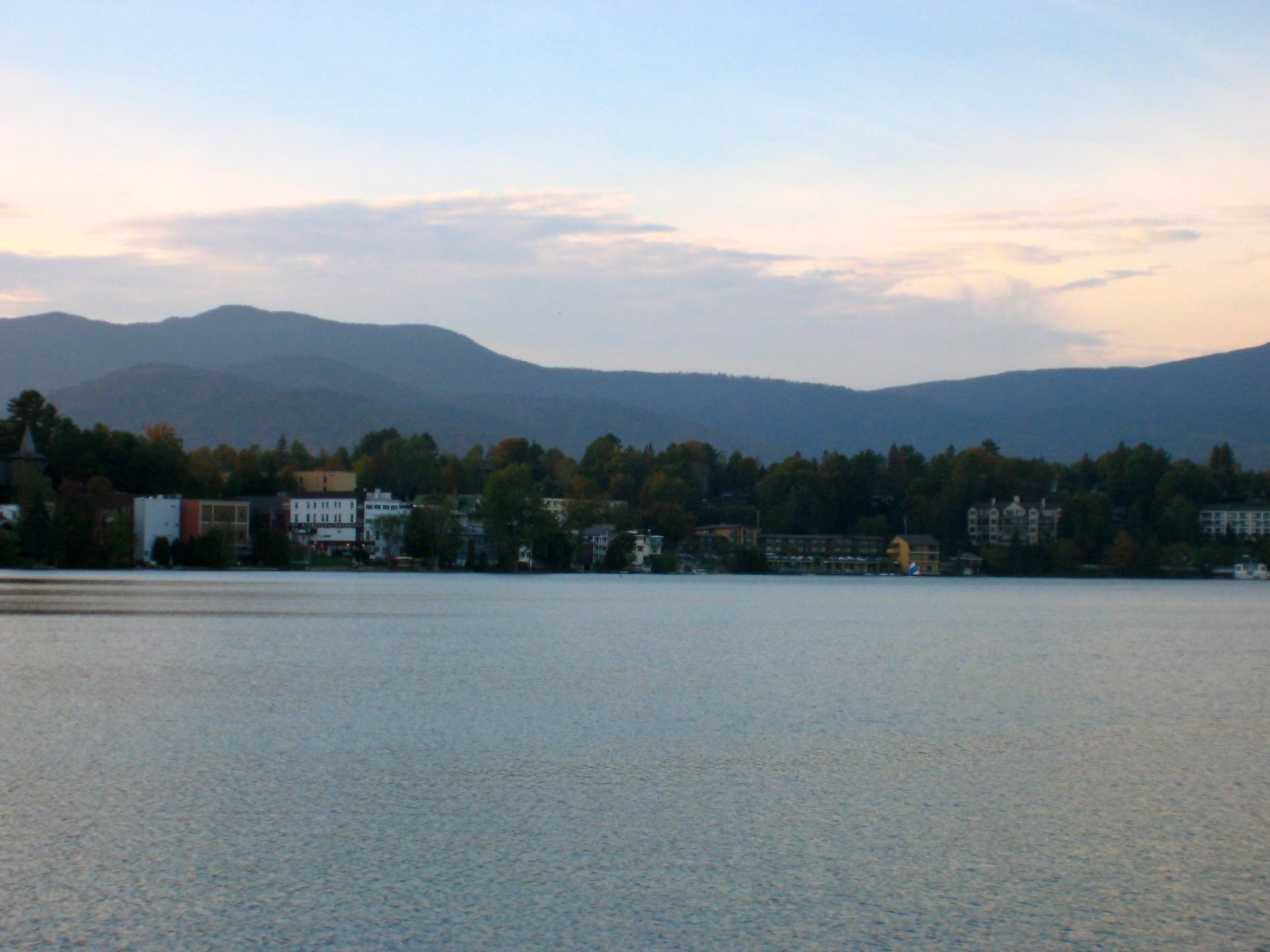 Lovely Mirror Lake view