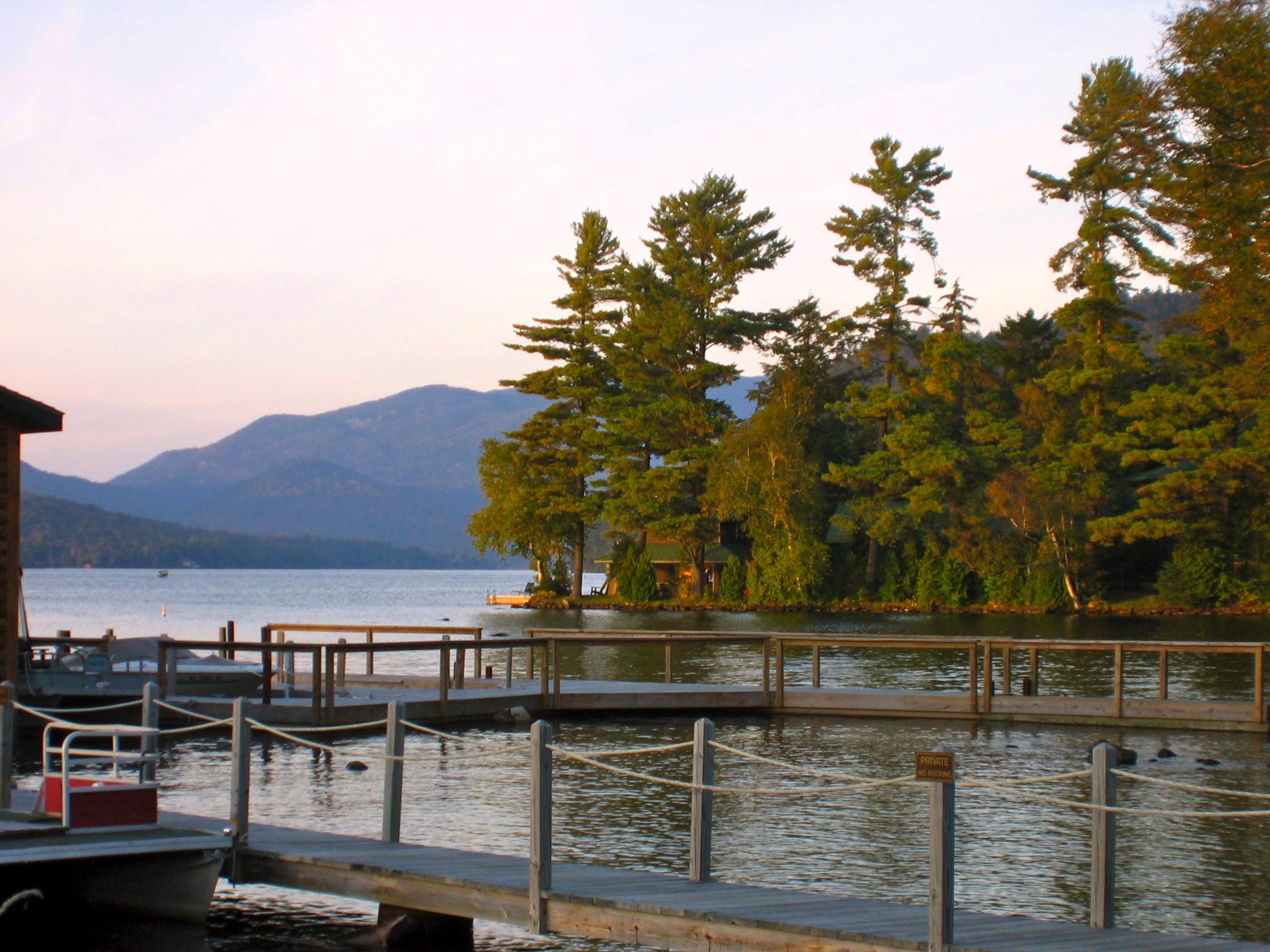 Lake Placid Marina