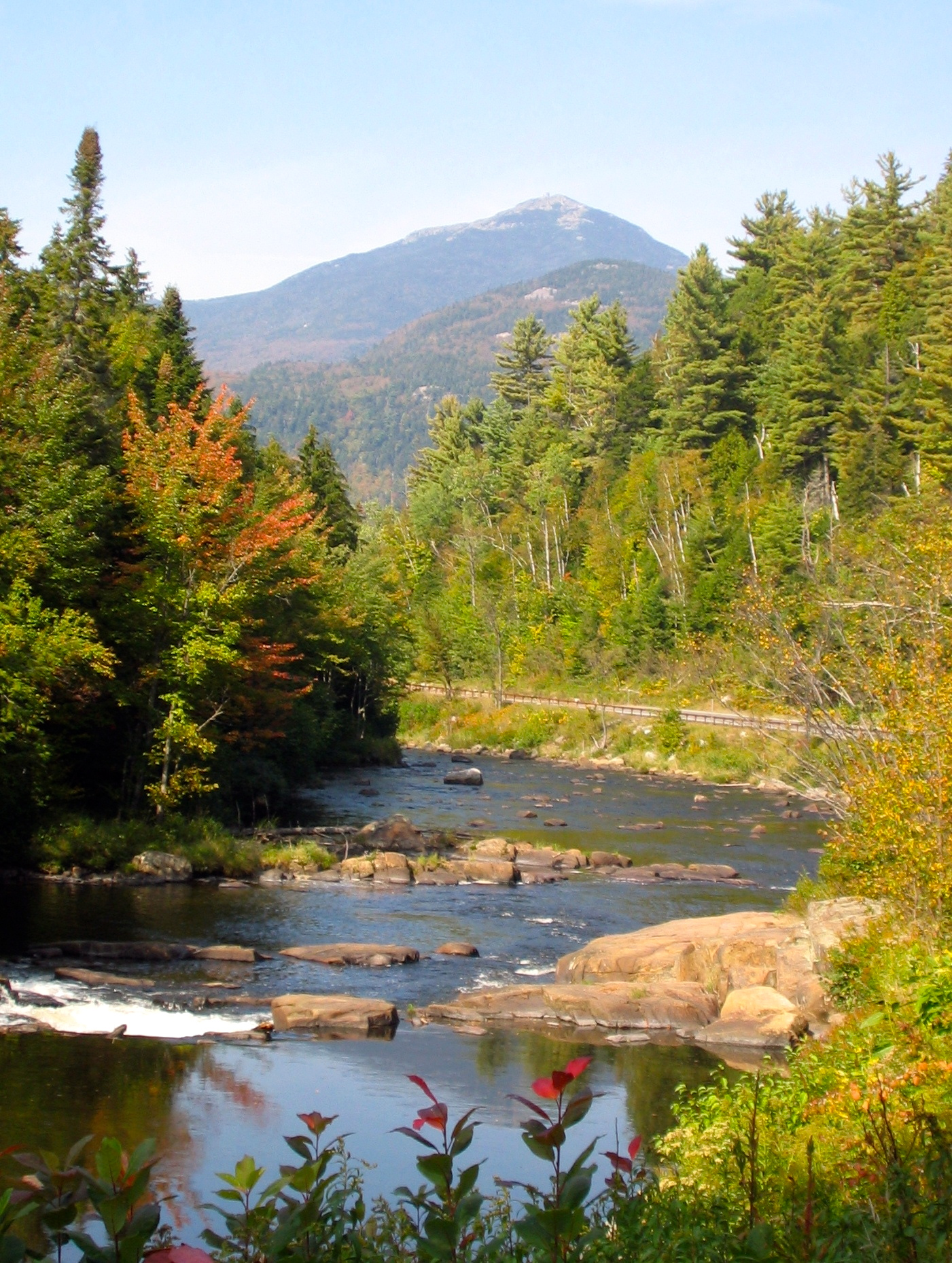 The Wilmington Notch