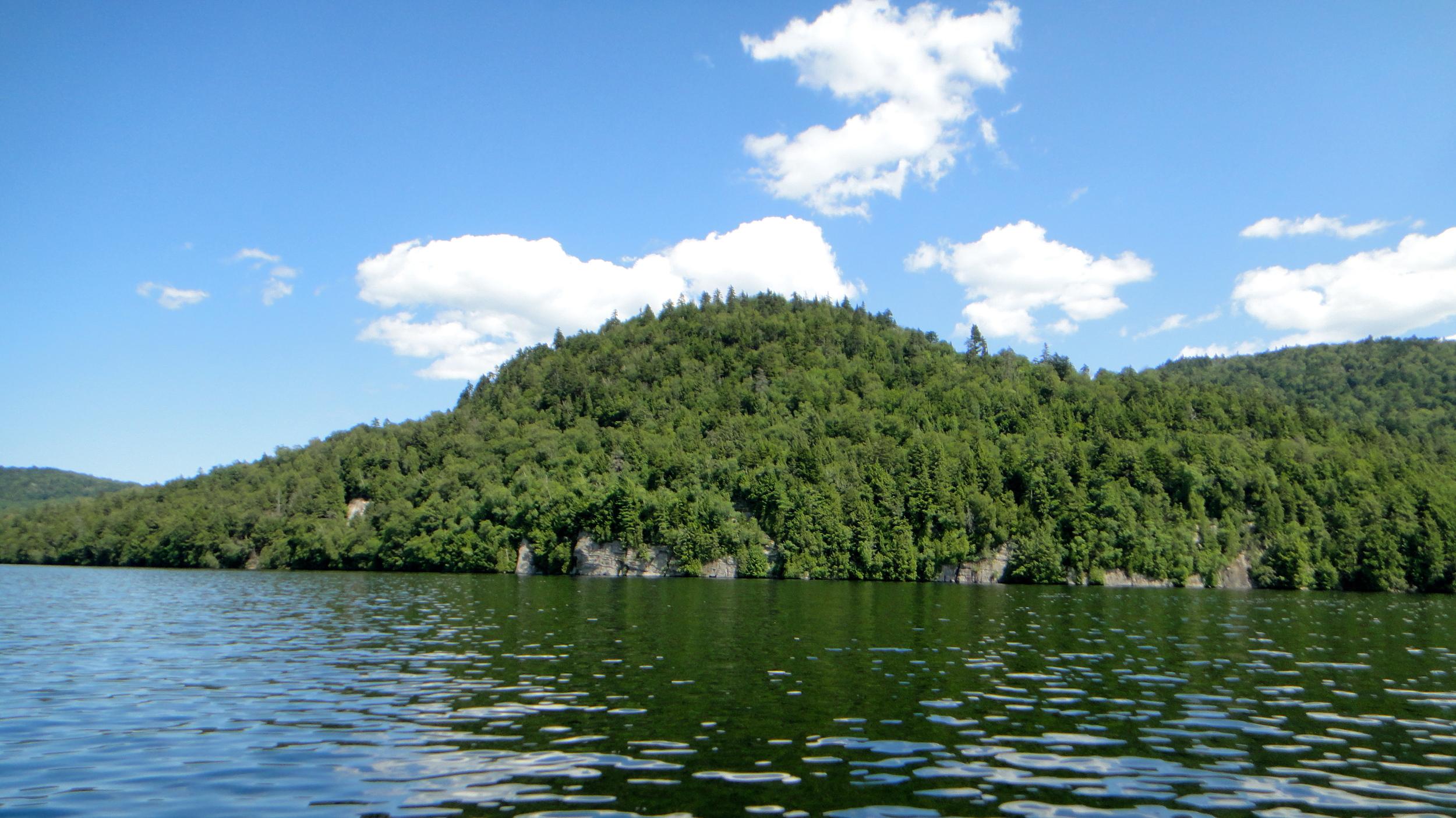 Pulpit Rock Lake Placid