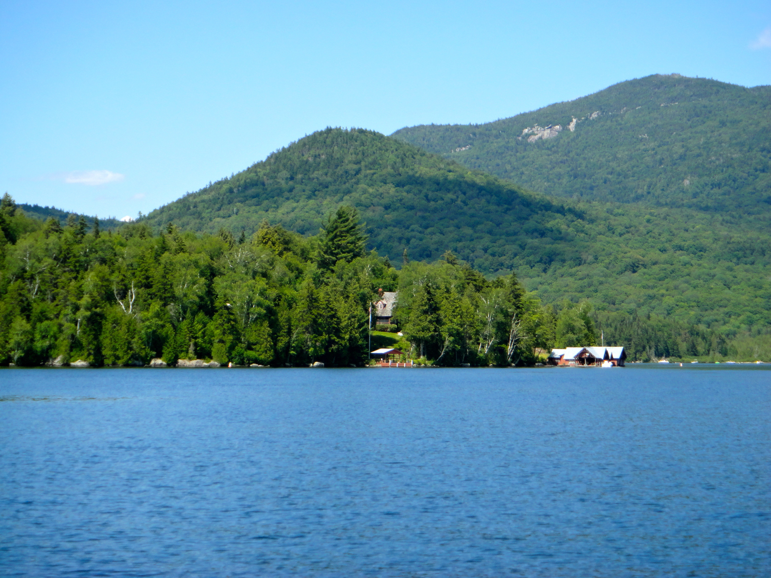 Another view of Hawk Island
