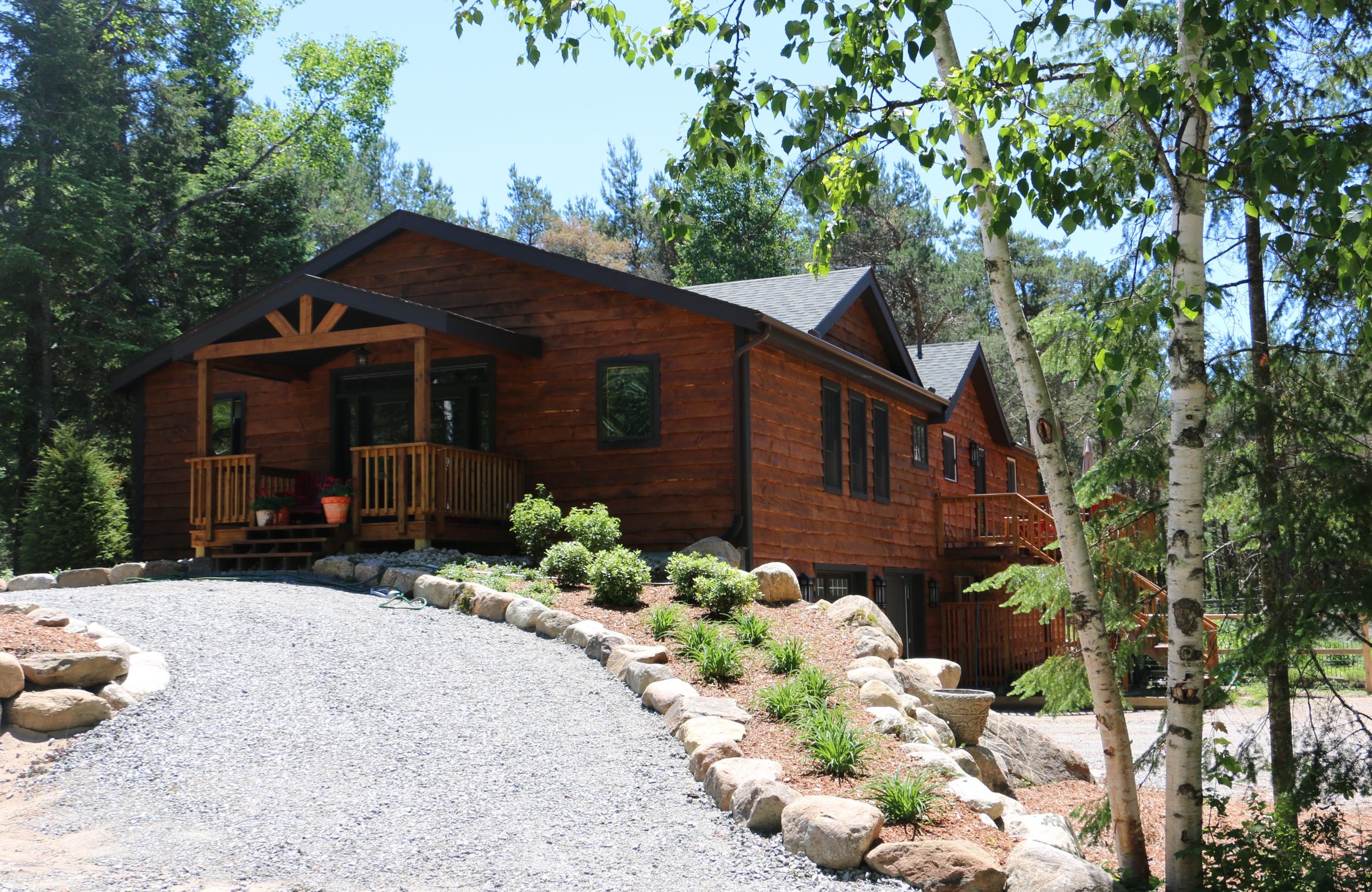 61 Patch Lane, Lake Placid Home