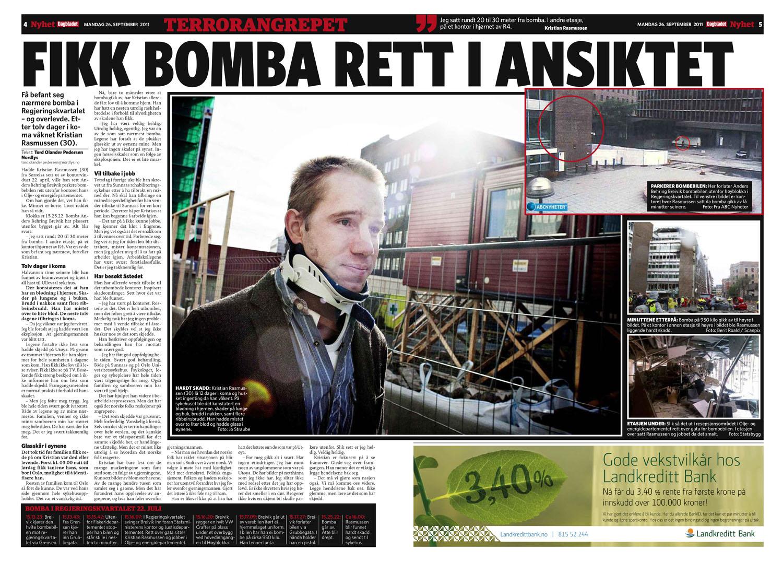 Dagbladet 26.9.2011
