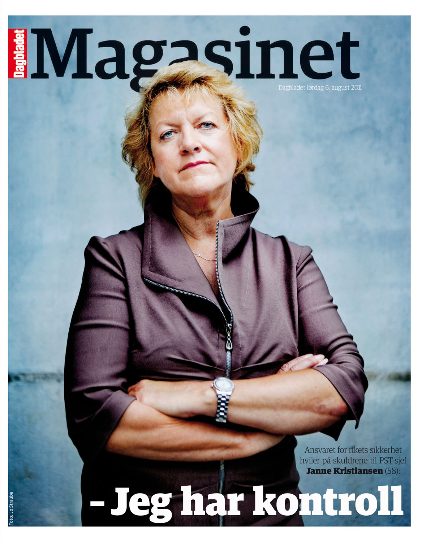 Dagbladet Magasinet 8.8.2011