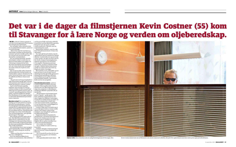 Dagbladet Magasinet 4.9.2010