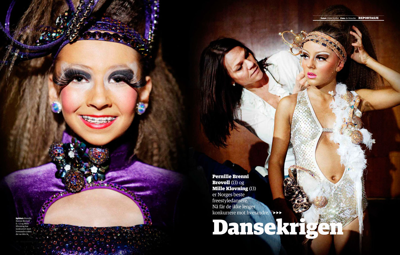 Dagbladet Magasinet 26.3.2011