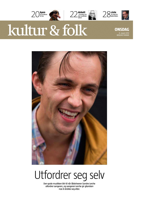 Bergens Tidende 8.8.2012