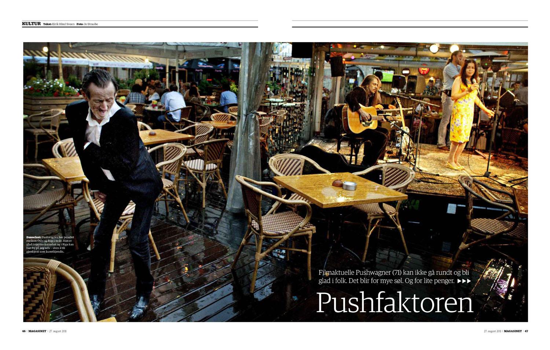 Dagbladet Magasinet 27.8.2011
