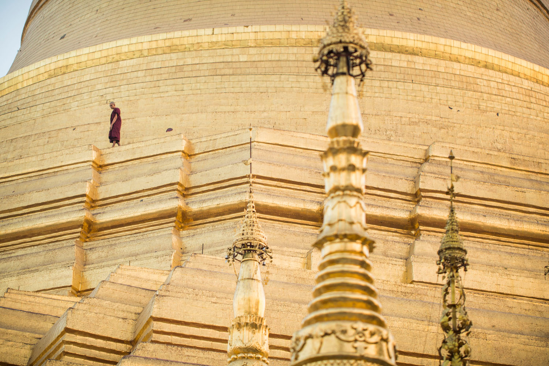 Shwedagon pagoda (2014)