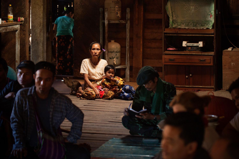 Mu Thae, Myanmar.