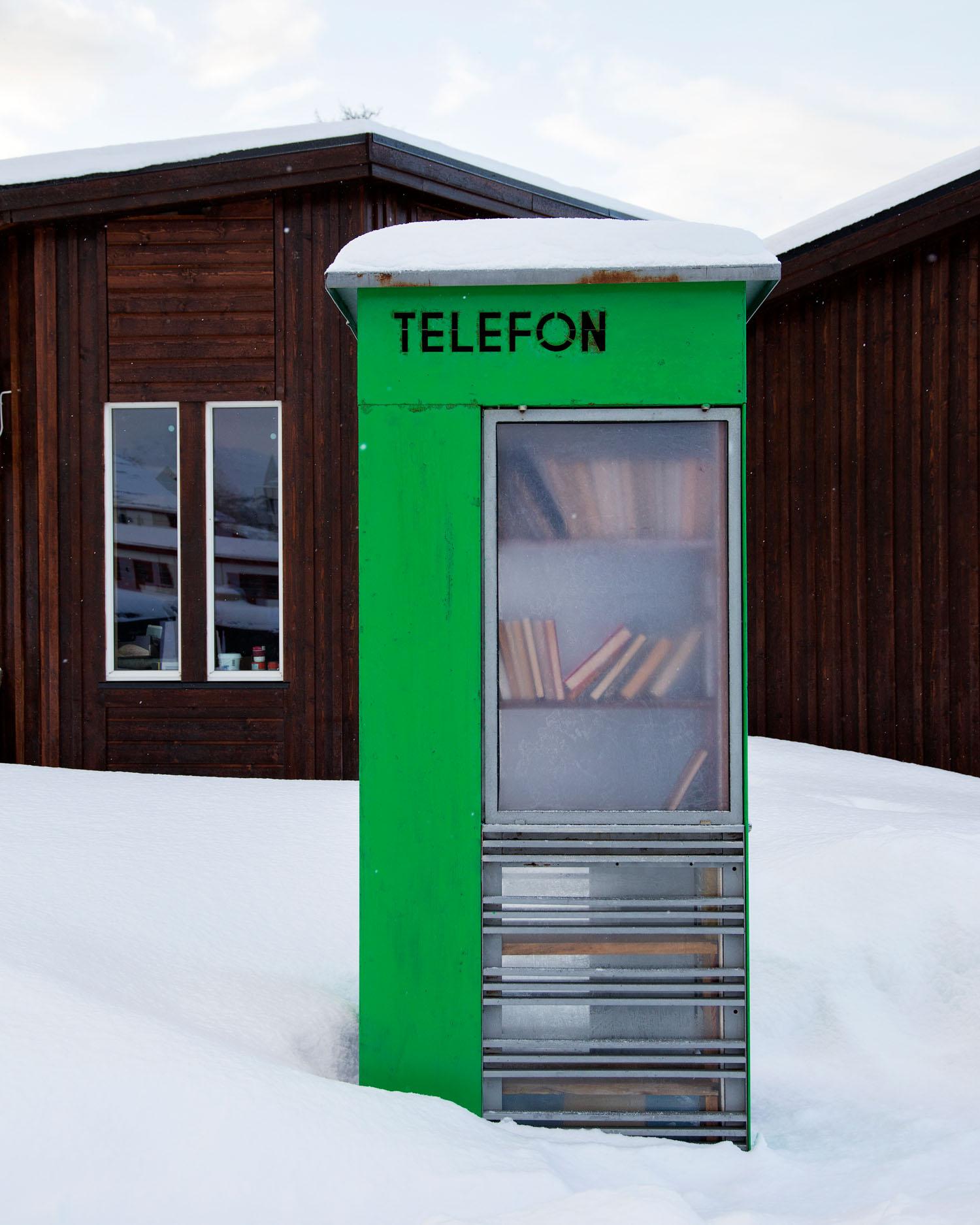 [more info]   [norwegian]    Galleri Lille Kabelvåg  Vågan, Nordland