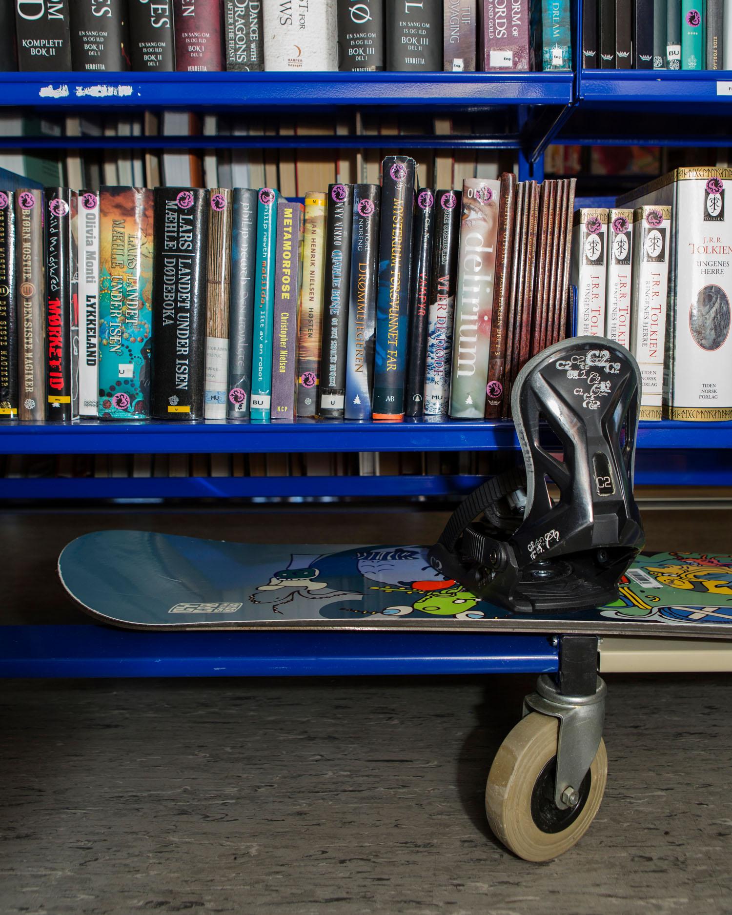 Tana library  Tana, Finnmark