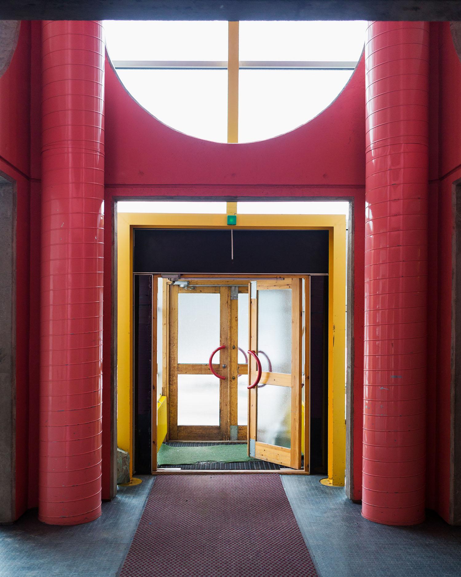 Kautokeino public library  Kautokeino, Finnmark