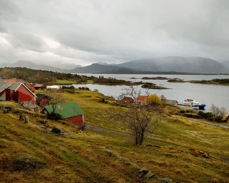 «Epos» library boat  Flora, Sogn og Fjordane