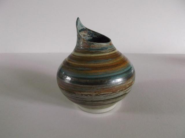 Planet pot by Craig Eyles