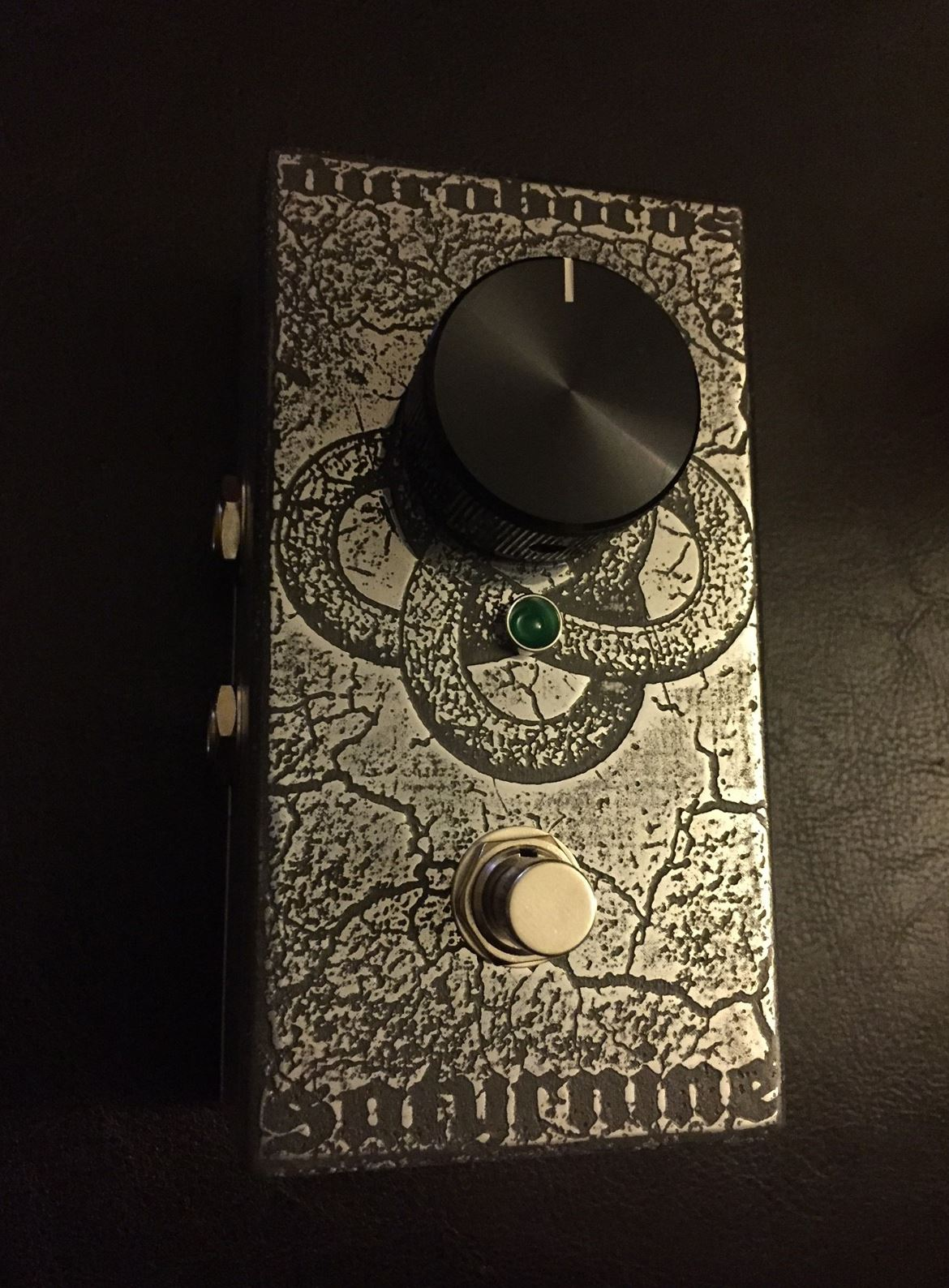 Satyrnine Ouroboros jfet wet/dry loop blender. Shout out to my mentor Joe Frantzen for circuit design collaboration.