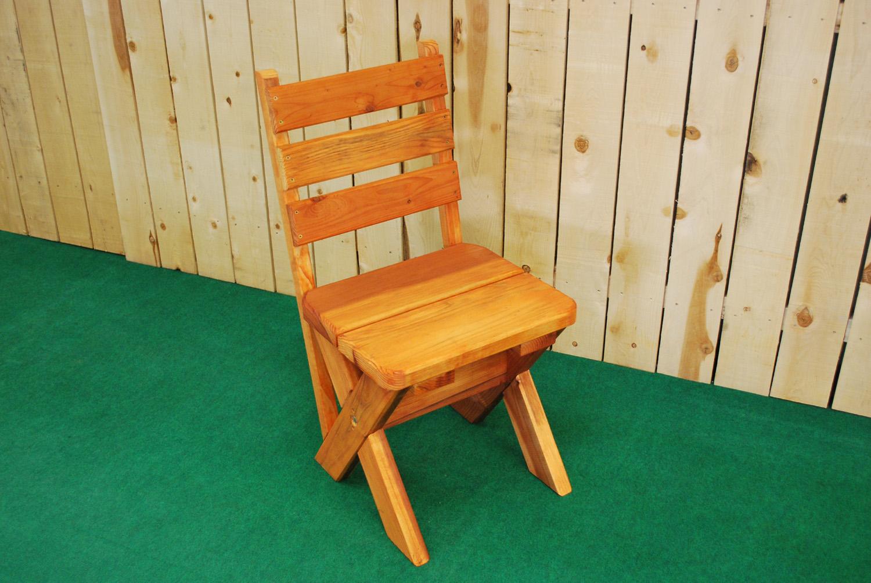 redwood bistro chair