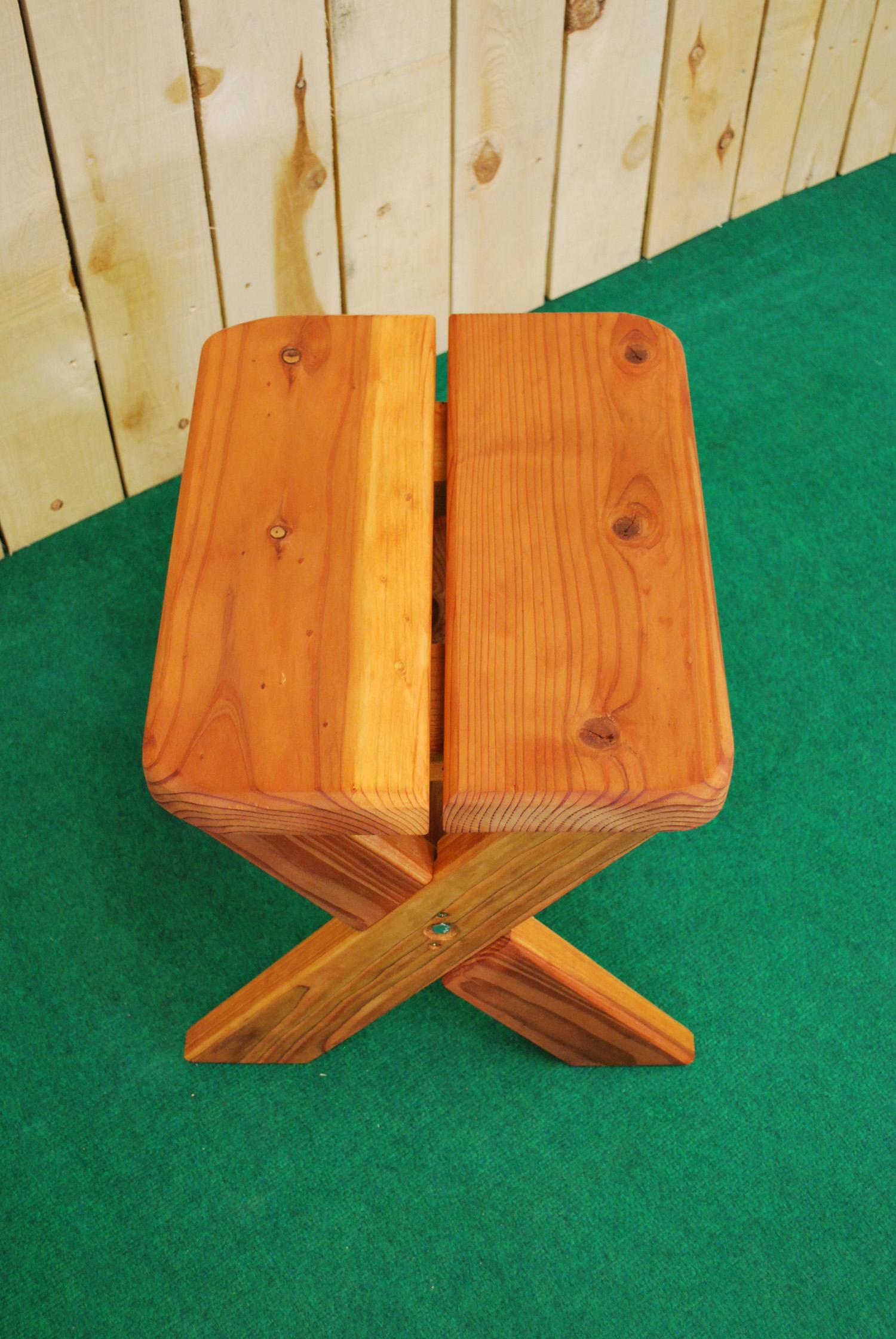 redwood bistro stool