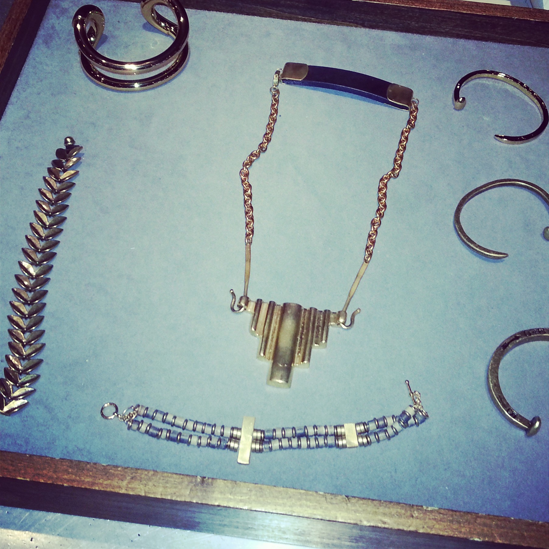 Jewelry at Theory