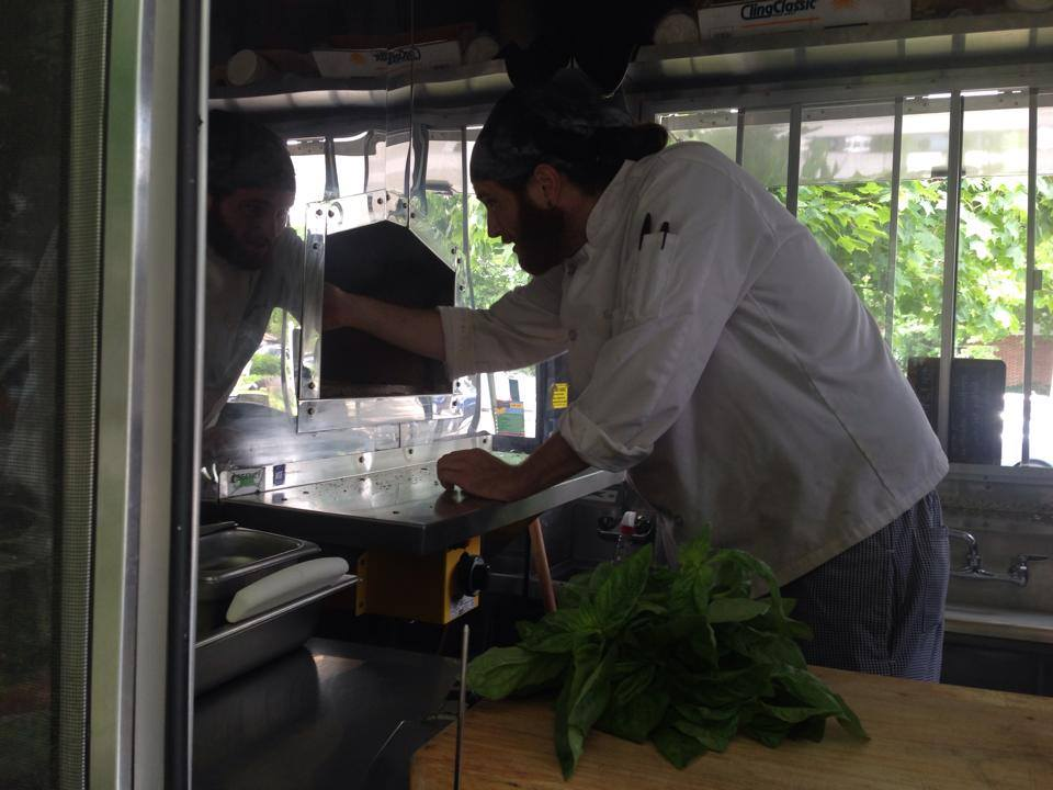 Jonah Giltz    Sous Chef/Kitchen Manager, Schlepper, Bandana Afficianado