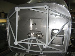 Engine Mount and Landing Gear