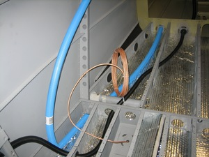 Baggage Area Wiring