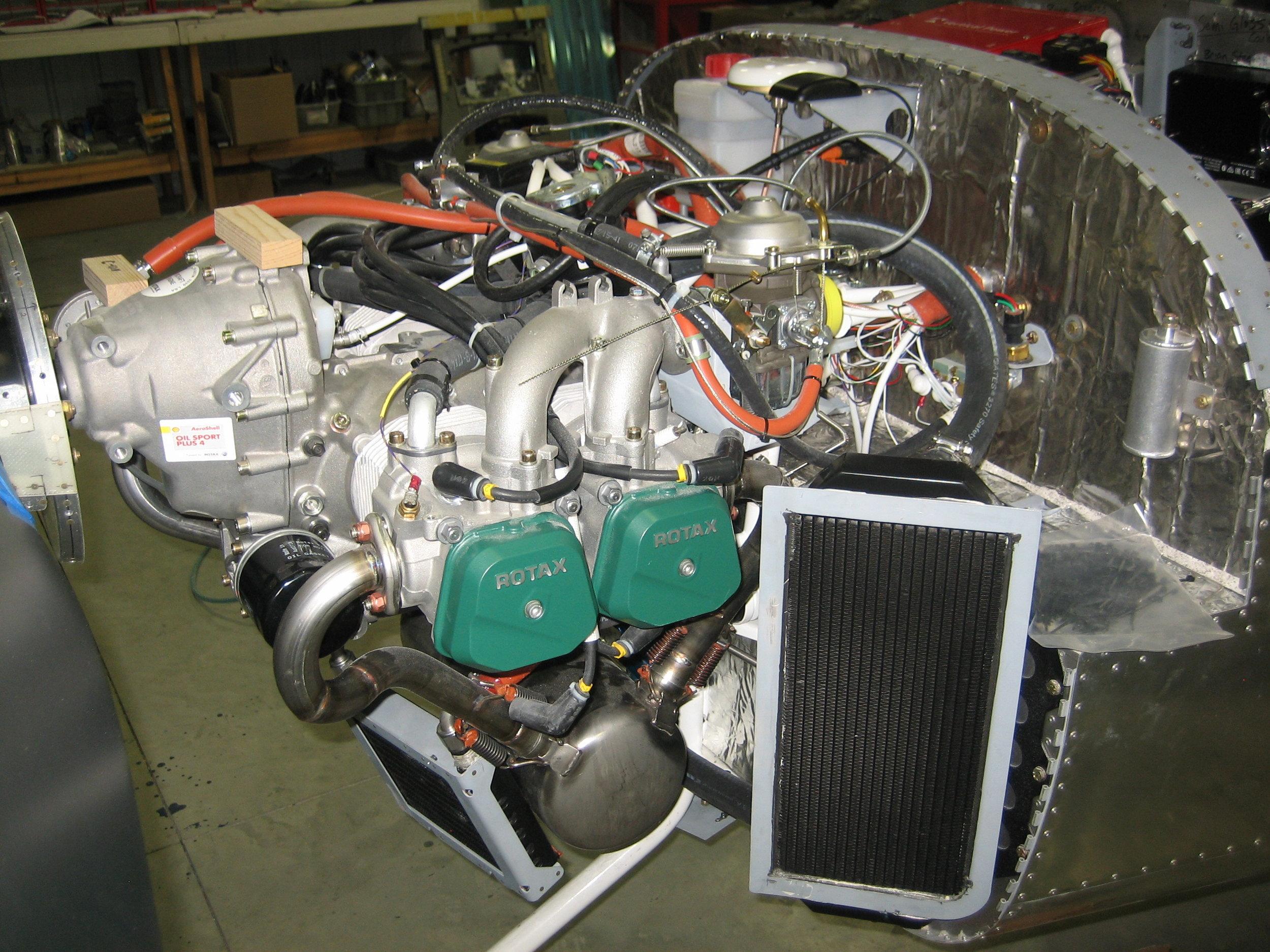 Engine - Prop