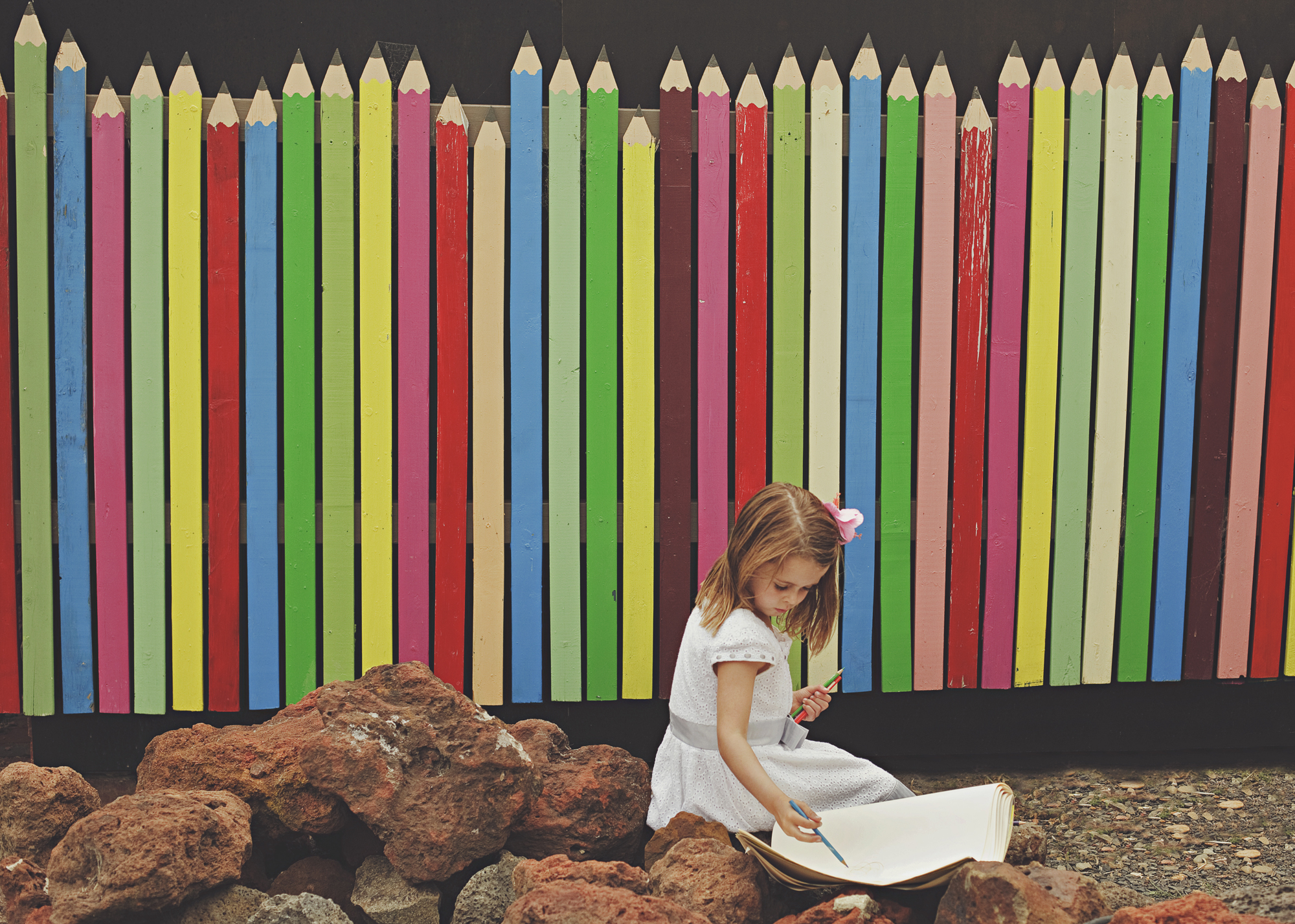 'BIG' pencils!