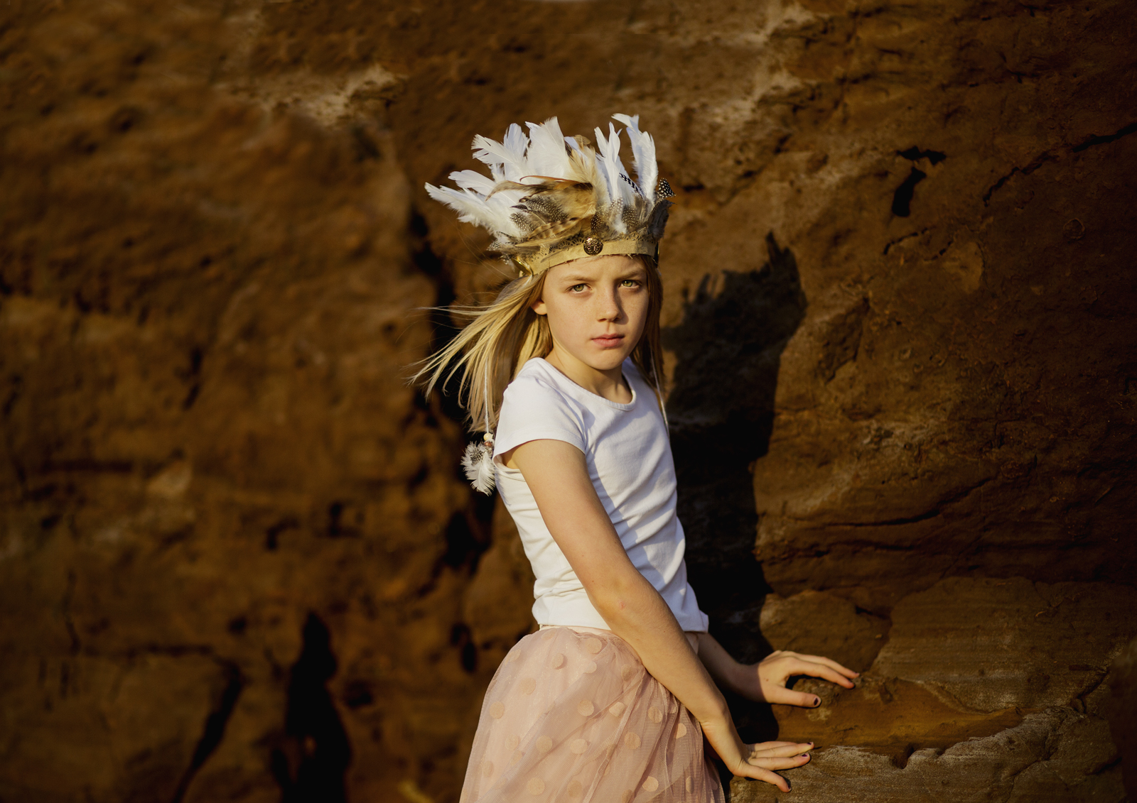 "Concept Photography ""A Child's Tale"""