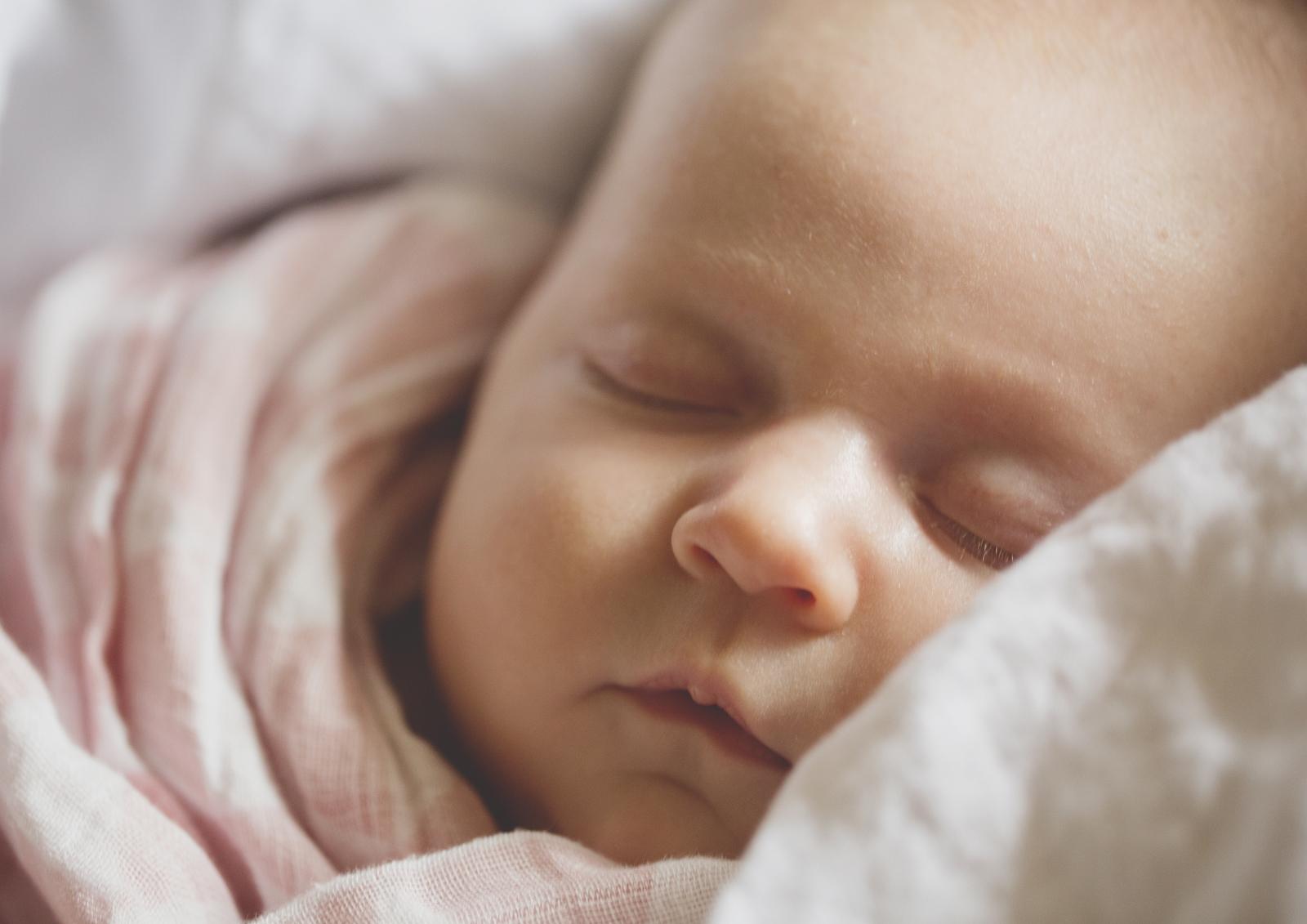 Newborn tiny details!