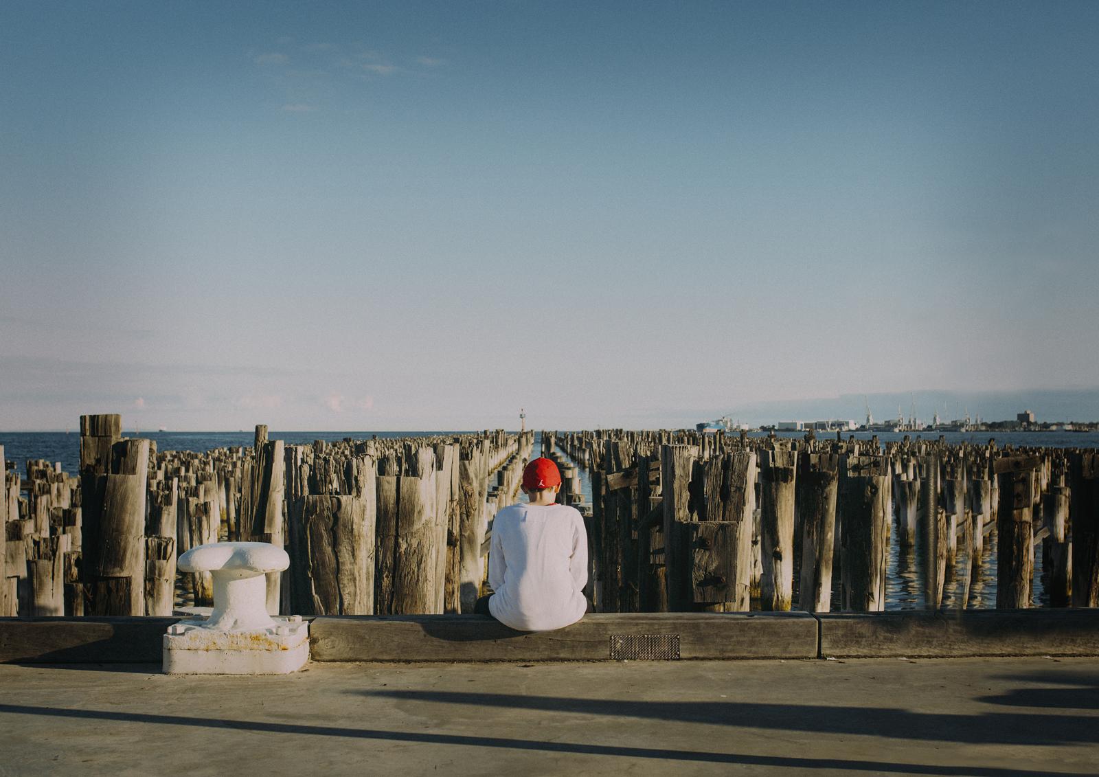 Princes Pier, Port Melbourne Family Photos