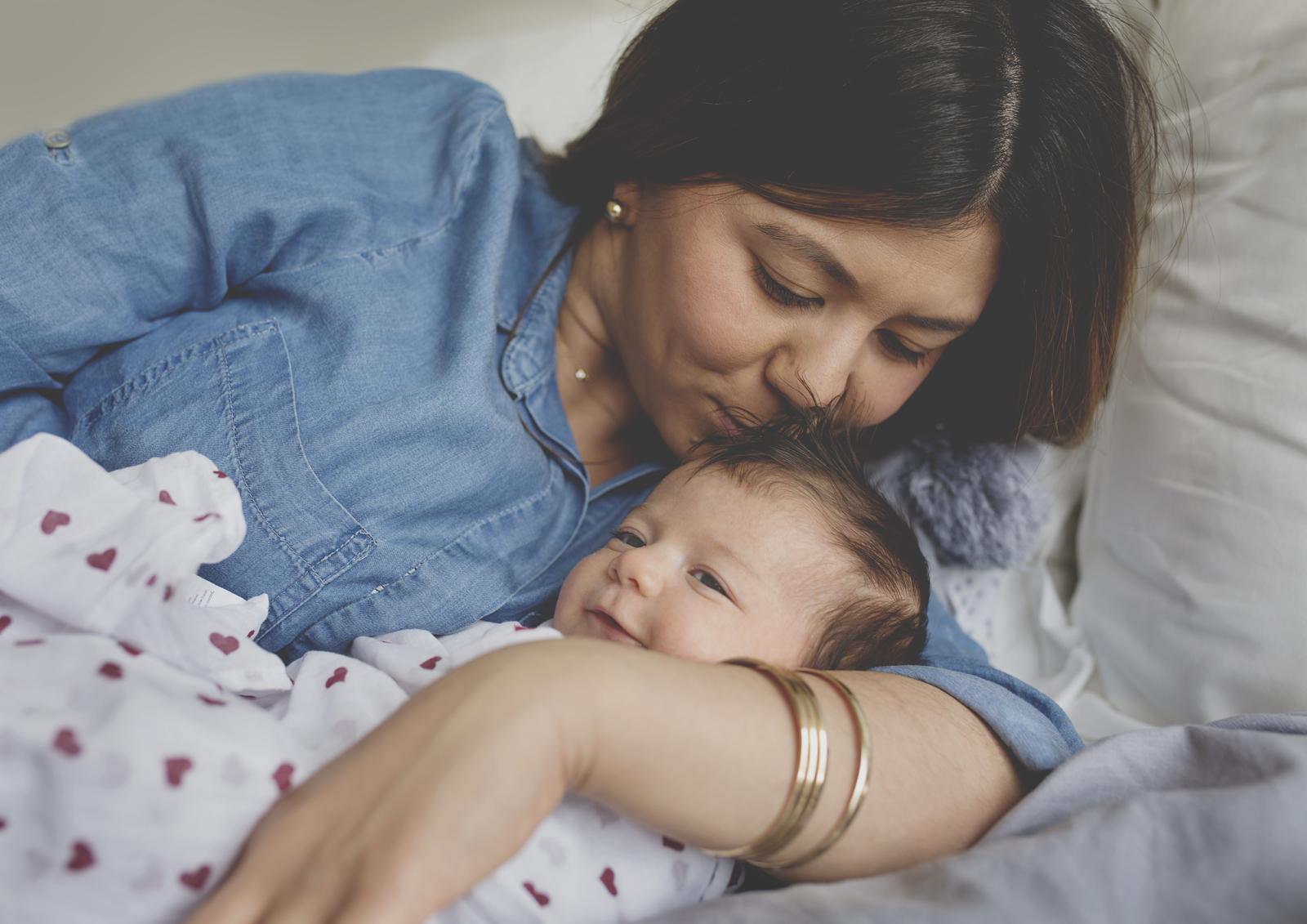 Bayside Newborn Baby Photographer